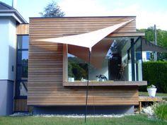Annuaire architectes Avivre - projet : EXTENSION DUNE HABITATION