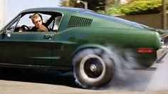 1968 Ford Mustang 390 GT Fastback - Steve McQueen in Bullitt. Love this movie, love Steve McQueen, LOVE the car. Ford Mustang Gt, Mustang Fastback, Mustang Cars, 1965 Mustang, Steve Mcqueen Bullitt Mustang, Mustang Bullitt, Film Cars, Movie Cars, Breaking Bad