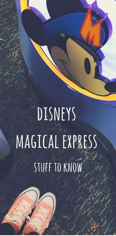 Disney's Magical Express. A Quick and Dirty Guide on how to book, what to do with your luggage and how to get to and from the airport.