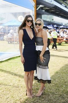 Best Dressed: Schweppes All Aged Stakes Day Part 1 • theraces.com.au