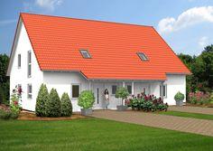 #Doppelhaushälfte Duo I - Mehr Infos unter: www.herwig-haus.de