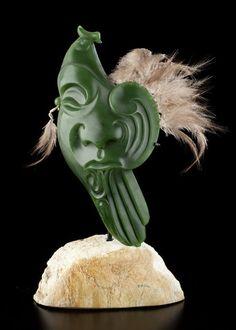 lewis tamihana gardiner Polynesian Art, Polynesian Culture, Maori Tribe, Maori People, Rock Sculpture, Tiki Art, New Zealand Art, Maori Tattoo Designs, Nz Art