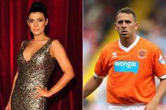 Coronation Street star Kym Marsh getting over marriage split with help of Blackpool striker Michael Chopra
