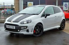Used 2013 (63 reg) Campovolo Grey Abarth Punto Evo 1.4 Multiair Turbo Supersport 3dr for sale on RAC Cars