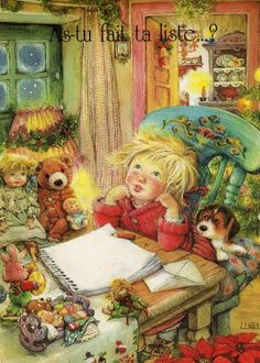 La Magie de Noël - Une carte postale… - Le héros du jour... - La magie de Noël...4 - La magie de… - La magie de… - La magie de noël.... - PENTY DE VAL