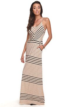 Volcom Between Lines Maxi Dress at PacSun.com
