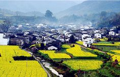 Ancient Village of Huangshan