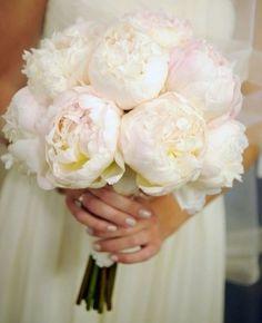 perfect peony bouquet