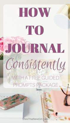 I've put together a package of journaling prompts for you to get in, or back in, to the swing of things. #journaling #journalingtips #journalprompts #journalingprompts