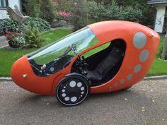 The Arcus velomobile