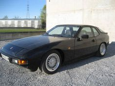 Porsche 924 solid healthy body no rust  lhd For Sale (1981)