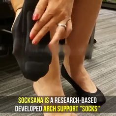 Arch Support Socks pairs) - Gale H. Leg Day Workouts, Flats With Arch Support, Mode Shoes, Body Challenge, Cross Body Handbags, Things To Buy, Fashion Brand, Ballet Flats, Pairs