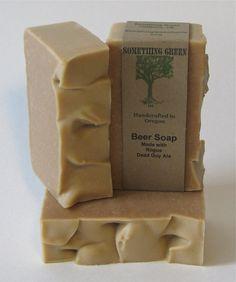 Rogue Dead Guy Ale Handmade Soap, via Etsy