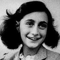 """""""One single Anne Frank moves us more than the countless others who suffered just as she did, but whose faces have remained in theshadows."""" Respect to Anne Frank from Primo Levi at RespectPoint.com"""