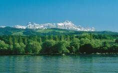 St.Gallen in der Schweiz, liegt unweit des #Bodensee St Gallen, My Heritage, Switzerland, Wanderlust, Hiking, Mountains, Places, Nature, Travel