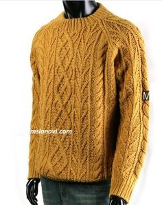 New Knitting Sweter Pattern Mens Ideas Sweater Fashion, Men Sweater, Knitting Baby Girl, Aran Knitting Patterns, Bodybuilding Clothing, Knit Cardigan Pattern, Latest Mens Fashion, Knitted Gloves, Male Models