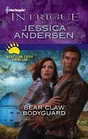 Bear Claw Bodyguard - Jessica Andersen (HI #1322 - Dec 2011)
