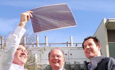 3D PRINTED SOLAR CELLS SOURCE: CSIRO