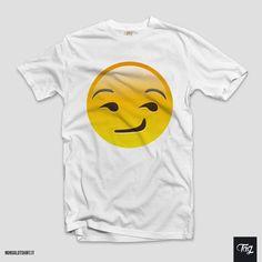 #tshirt #smile #EMOJI #whatsapp #emoticon