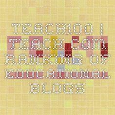 Teach100 | Teach.com Ranking of educational blogs