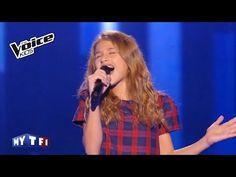 The Voice Kids 2016 | Lou - Carmen (Stromae) | Blind Audition - YouTube