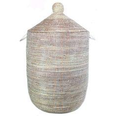 Large African Hamper Basket