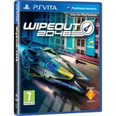 Wipeout 2048, PS Vita