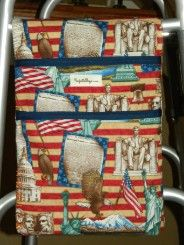 Statue of Liberty pocket bag $30.00