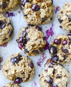 Blueberry Breakfast Cookies | 30 Delicious Things To Cook In June