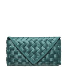 Madison Clutch Teal