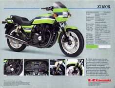 Wow, that was the hottest bike on the planet when I was a kid, now it looks so dated!