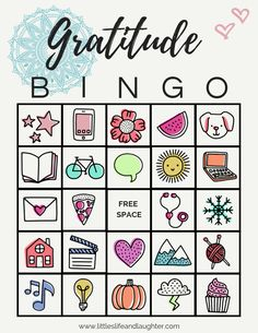 Gratitude Bingo Game [FREE PRINTABLE] Awesome resource for teaching children thanks to teachers, counselors, child therapists and parents! Inspirational Artwork, Short Inspirational Quotes, Counseling Activities, Art Therapy Activities, School Counseling, Class Activities, Therapy Ideas, Summer Activities, Activity Day Girls