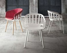 Gaber Basket chair  Designed by Alessandro Busana