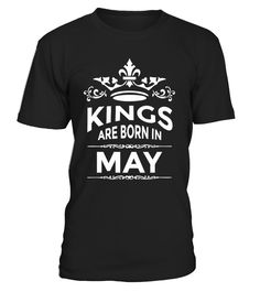 CHECK OUT OTHER AWESOME DESIGNS HERE!      Shop for Birthday Gift Guide shirts, hoodies and gifts. Find Birthday Gift Guide designs printed with care on top quality garments. Kings Are Born In May T Shirt Funny Gifts  Kings are born in may,born in may t shirt,may birthday gift for women,birthday gift for men, may Kings tshirt,may birthday t shirt,may t shirt.    TIP: If you buy 2 or more (hint: make a gift for someone or team up) you'll save quite a lot on shipping.           Guaran...