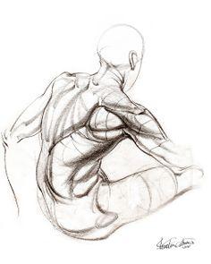 Chester Chien: 10 mins Anatomy Study via PinCG.com