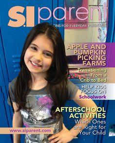 Digital Magazine - September 2015 | Staten Island Parent, back to school, apple picking, pumpkin picking, afterschool activities in new york city