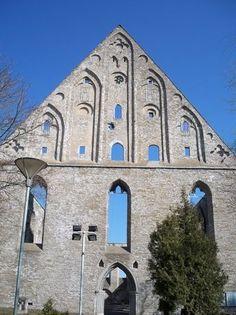 Convent of St. Bridget (Pirita Klooster) - Tallinn
