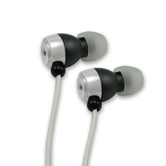 iCandy Metal White earphones £9.99 tax incl.