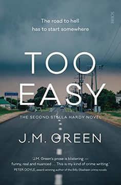 Too Easy by [Green, J.M.]