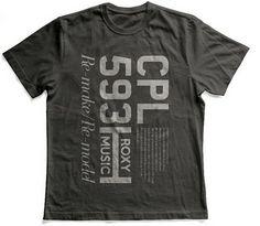 Visual Resort Note: CPL 593H T-Shirts