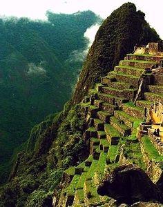 Machu Picchu by eula