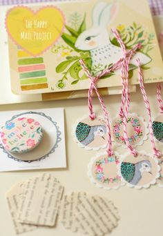 The Happy Mail Project Snail Mail from Lily Moon ♥