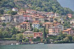 Une journée au lac de Côme Italie