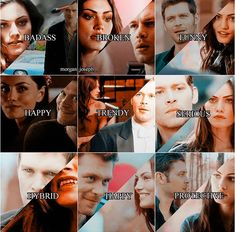 The King & Queen of New Orleans - The Originals Vampire Diaries The Originals, Hayley The Originals, The Originals Actors, Vampire Diaries Damon, Vampire Diaries Quotes, Hayley And Klaus, Tv Show Couples, Vampier Diaries, Vampire Diaries Wallpaper