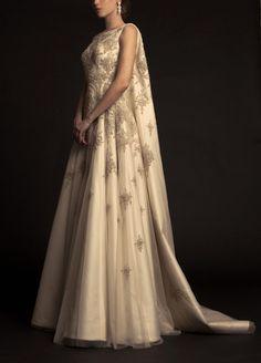 Wedding gown Margaery would wear to marry Tomen, Krikor Jabotian