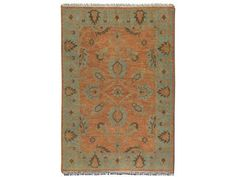 Shop for Uttermost Akbar 8 X 10 Hand Tufted Rug, 70004, and other Floor Coverings Rugs at Englishman's Interiors in Dallas, TX. Hand knotted wool in heavily dyed weathered rust with Egyptian blue details and taupe accents.