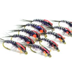 Brookie Pattern - Fly Fish Food -- Fly Tying and Fly Fishing : Fly Tying