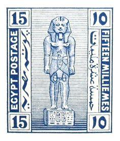 Propnomicon: Vintage Egyptian Postage