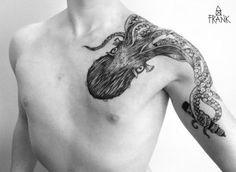 Miriam Frank, tattoo artist