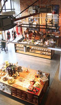 Kookwinkel Bianca Bonte store by OmasHuisje Design, Oostburg – The Netherlands » Retail Design Blog